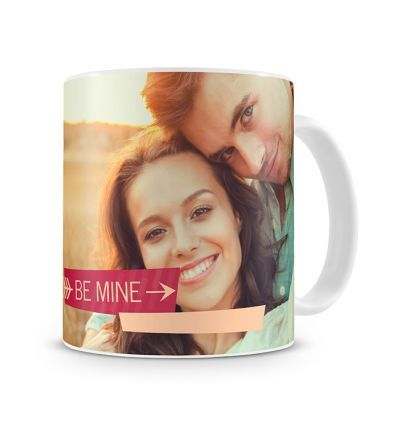 Two Tone Mug Love Be Mine
