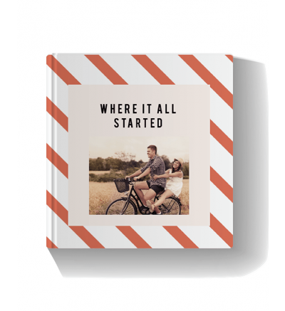 Where It All Started Photo Book