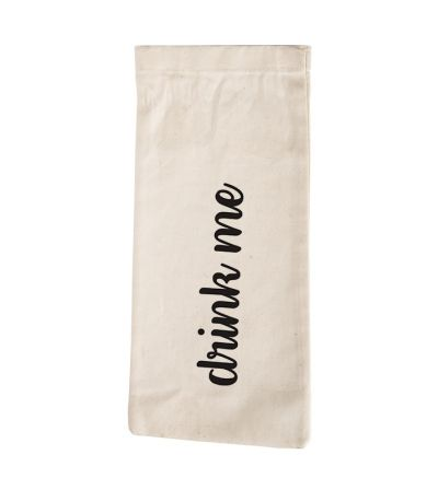 Drink Me Wine Bag