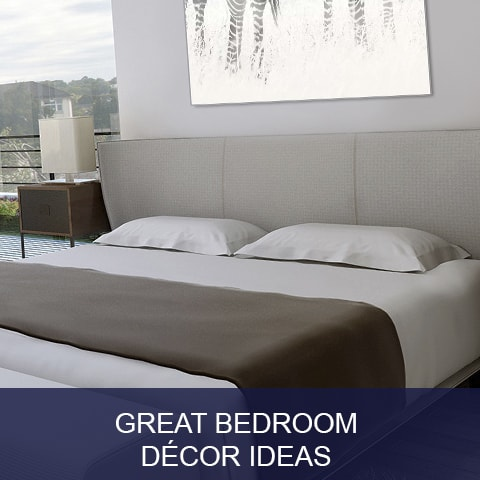 Great Bedroom Décor Ideas