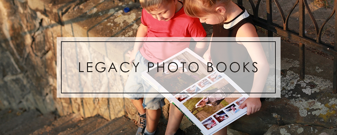 Legacy Photo Books