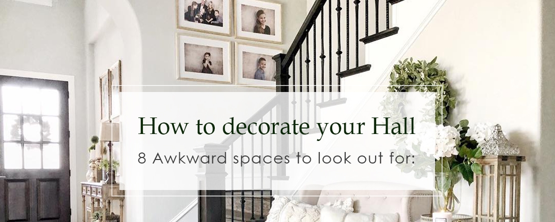 How to Decorate your hall