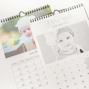 Wall Calendar 12 Page