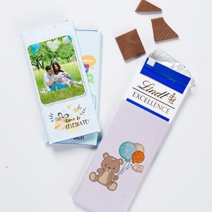 Personalised Chocoate Wrapper