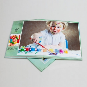 Indigo Layflat Photo Book