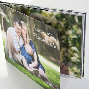 Printed Hard Cover Photo Book