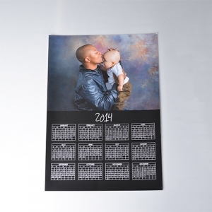 Wall Calendar 1 Page