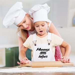 Printed Childrens Apron