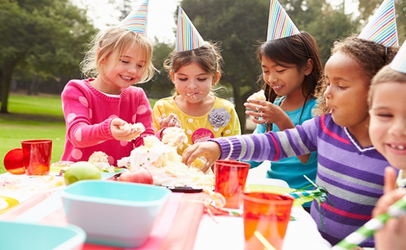 Tip of the week: Make Your Party Photographs Stand Out