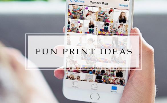 Fun Print Ideas