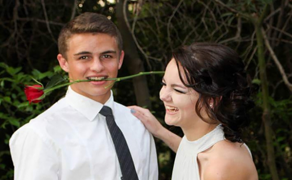 Photo of the Week - Young Love