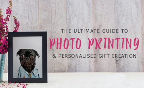 The Ultimate Guide to Photo Printing & Personalised Gift Creation