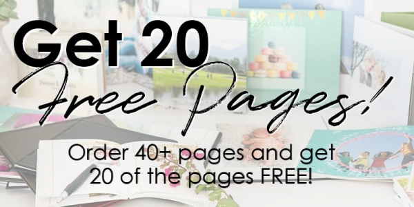 20 Free Pages