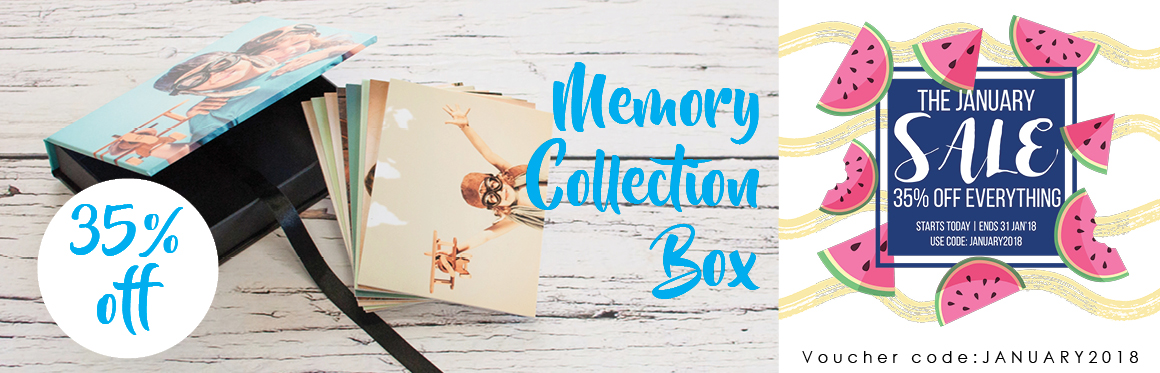 Memory Collection Box