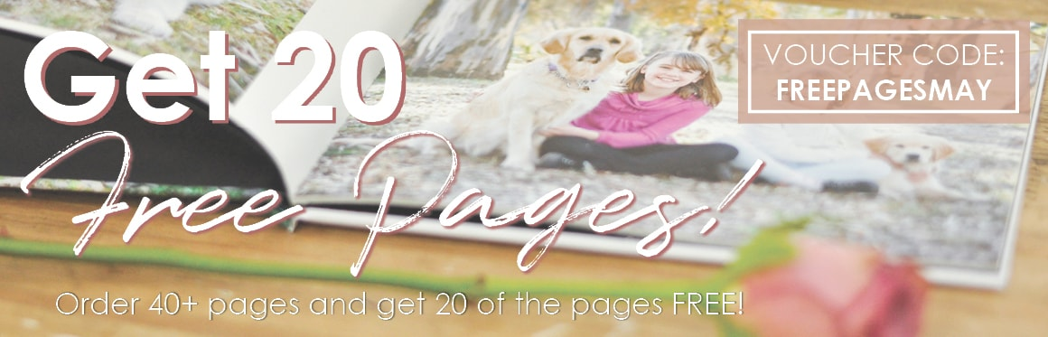 Photo Books - Free Pages
