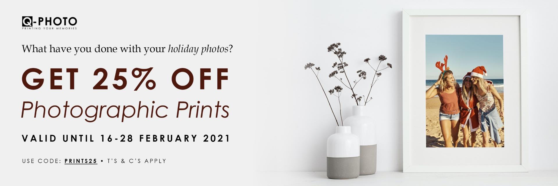 Photo Prints Sale