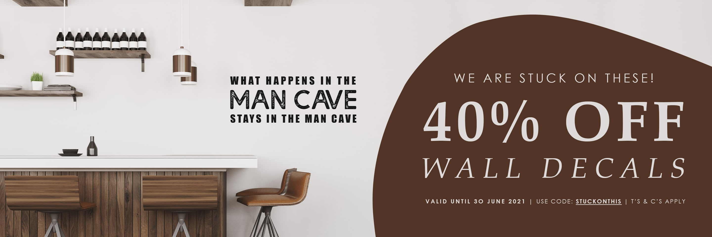 Wall Decals Promotion