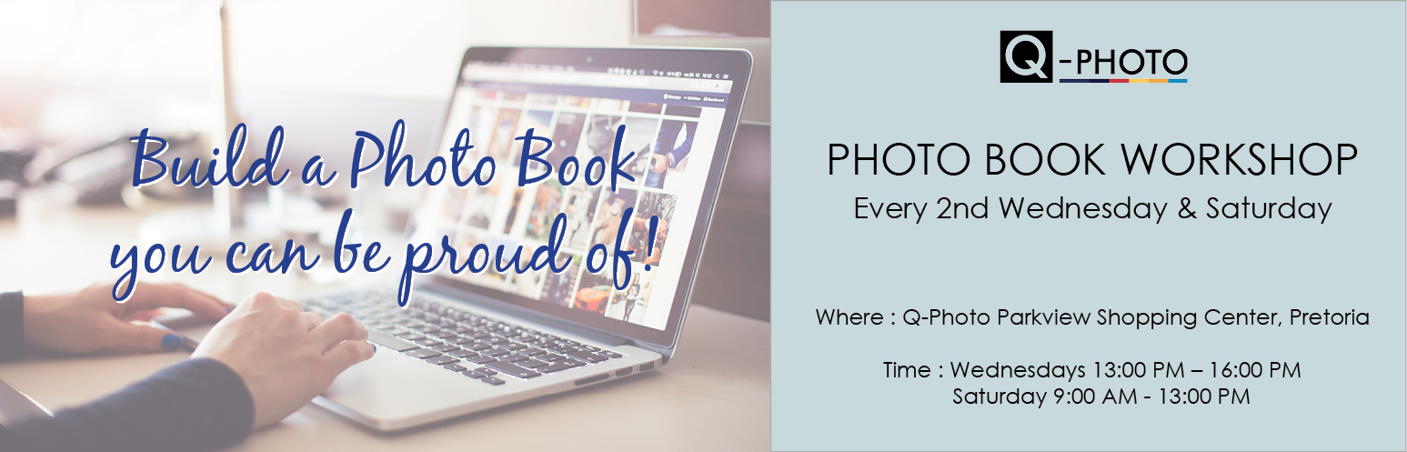 Photo Book Workshop