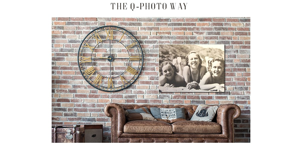 What to do with old photographs