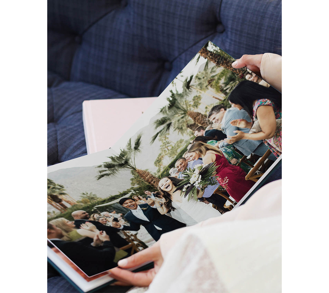 Making A Photo Book Of Your Wedding