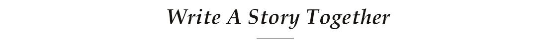 Write A Story Together